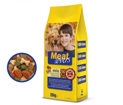 Meat Lovers Mix 20kg