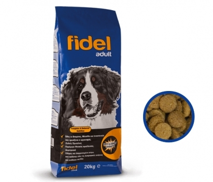 Fidel Adult Dog 20kg