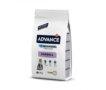 Advance Cat Hairball 1.5кг