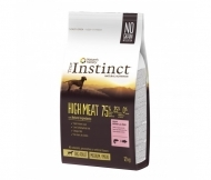 True Instinct HIGH MEAT Salmon MED/MAX adult 12kg