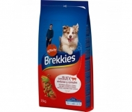 Brekkies Dog Mix Beef 20кг