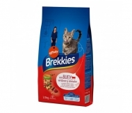 Brekkies Cat Mix Beef 15кг