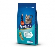 Brekkies Cat Mix Fish 15кг
