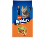 Brekkies Cat Mix Chicken 20кг